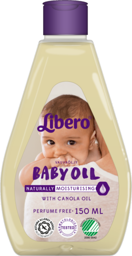 Libero öljy 150 ml