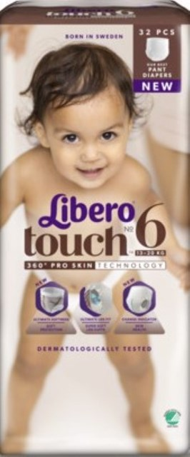 Libero Touch - housuvaipat 6